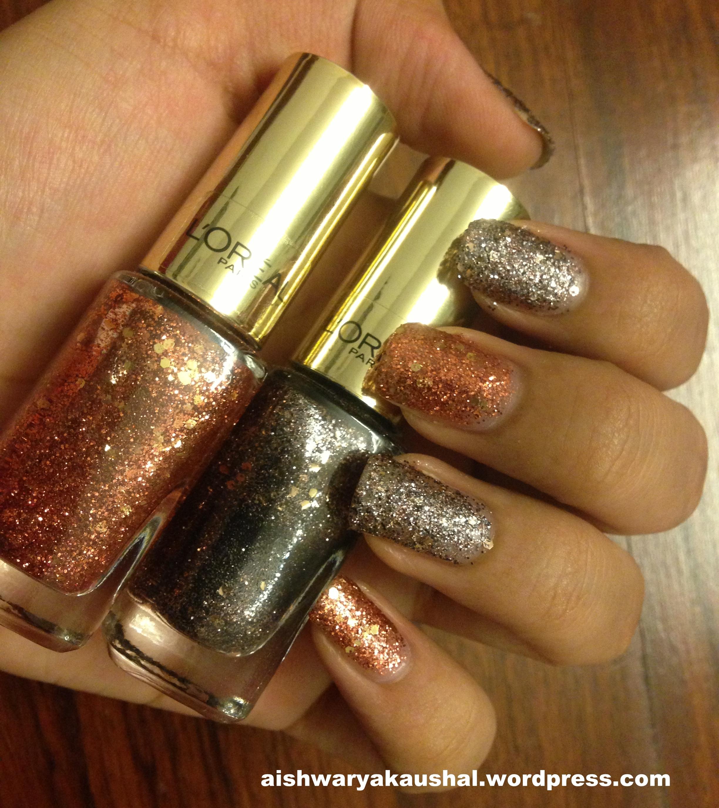 loreal nail polish – Glamour Ignited