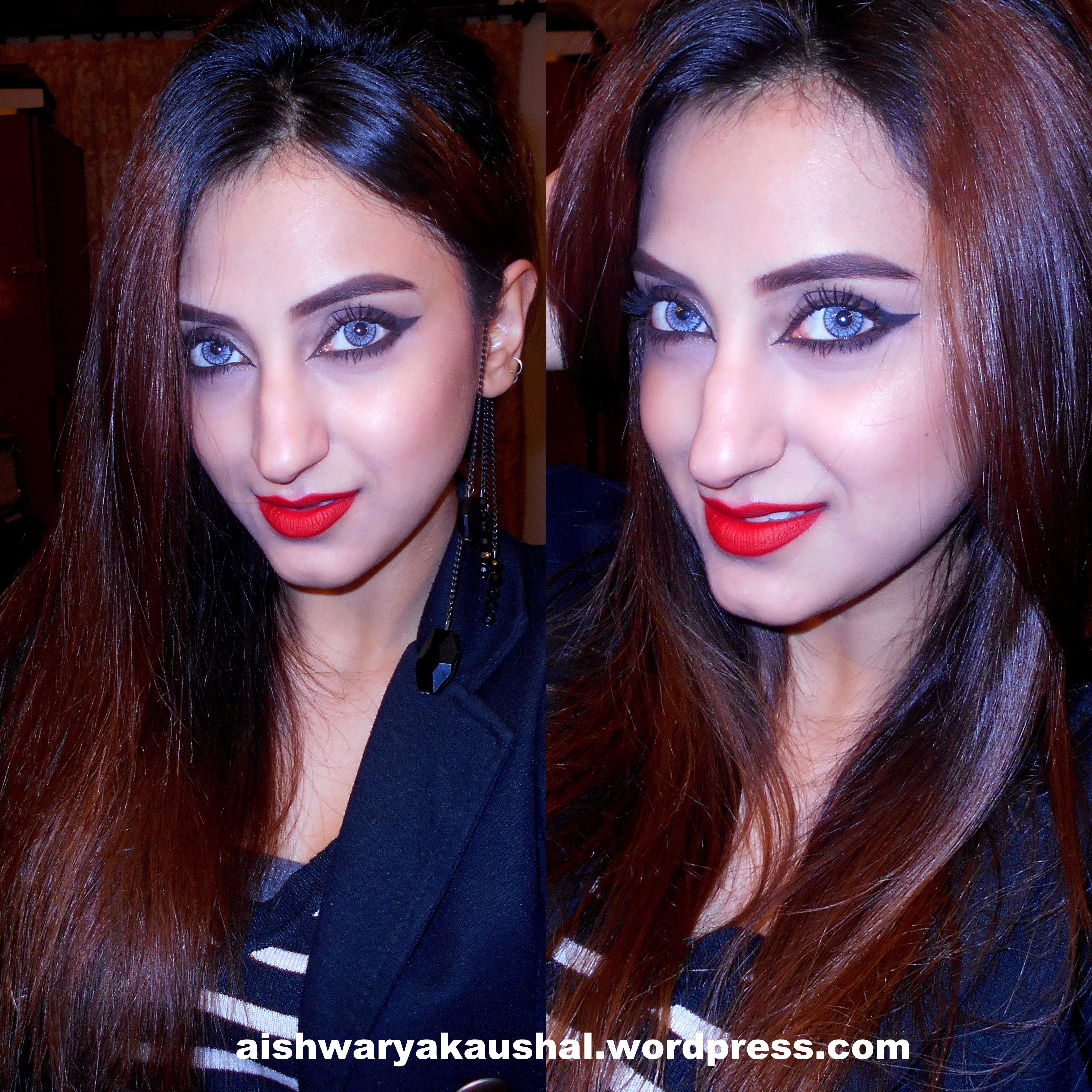 Lipstick Glamour Ignited